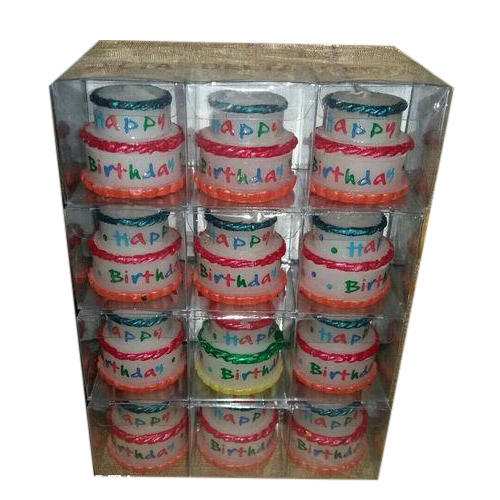 Designer Birthday Candle At Rs 15 Piece