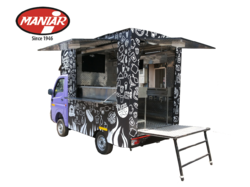 Food Catering Van