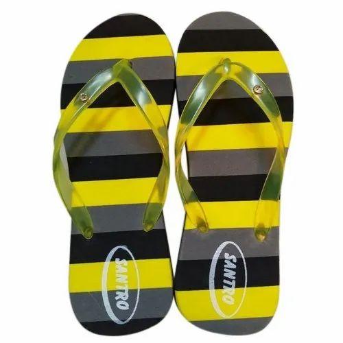 7a3fdab5ad1e Santro Ladies Designer Flip Flop