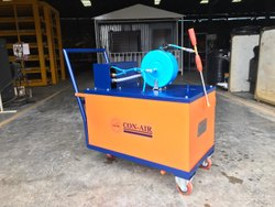 Trolley Mounted Fogging Machine - Petrol Engine Type