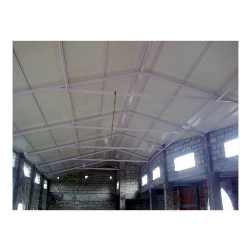 Sandwich Panel Roofing Shed