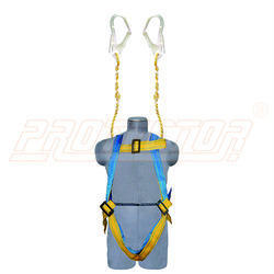 Full Body Double Rope Safety Belt
