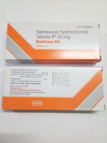Naltima-50 Mg Tablet