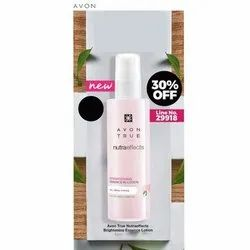 200 ml Avon Natural Nutra Effects Brightening Essence In Lotion for Normal Skin