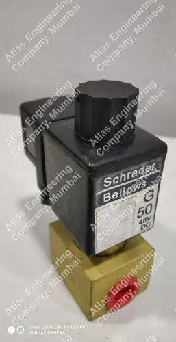 Schrader Duncan Midget Solenoid Valves G454A