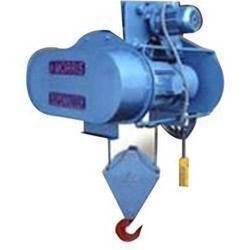 Morris Electric Wire Rope Hoists