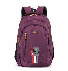 Printing Design Backpack Bag