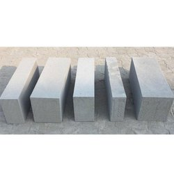 Autoclaved Aerated Concrete Blocks Rectangular AAC Block, For Partition Walls