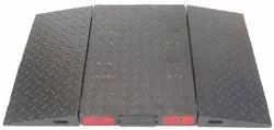 Portable Heavy Duty Axle Weighing Pad