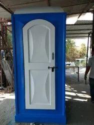 FRP Portable Single Toilet Cabin