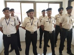 Corporate Commercial Security Guards Service
