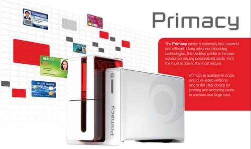 Evolis Primacy ID Card Printer (Dual side)