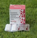 Paracetamol, Phenylephrine, Caffeine & Diphenhydramine Tablets