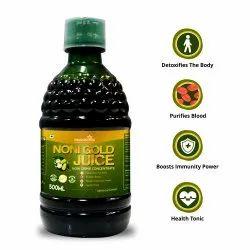 Herbal Noni Gold Juice - 500 Ml, Packaging Type: Bottle