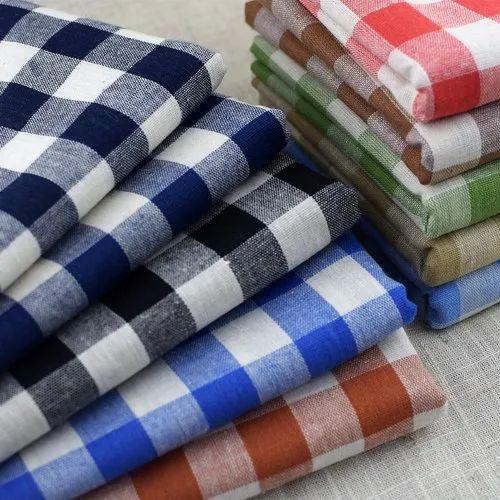 cotton shirting fabric manufacturers