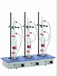 BSW Variable Soxhlet Extraction Apparatus