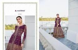 Aashirwad Mor Bagh Taj Vol 4 7007-7010 Series Bridal Dresses