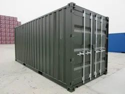 20 Feet, Dry Storage Container
