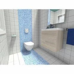 Bathroom Tiles, Thickness: 0-5 mm