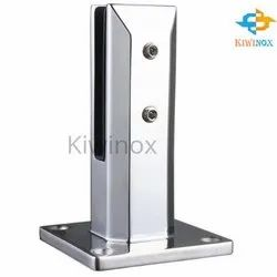 SS Glass Spigot Railing Fitting
