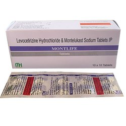 Levocetirizine Hydrochloride and Montelukast Sodium Tablets IP