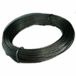 Tungsten Black Wires