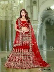 Designer Bridal Lehanga Choli