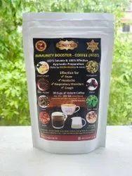 Natural Immunity Booster  Coffee  ( Kaadha - Kwath) With 10 Herbs Ayurvedic