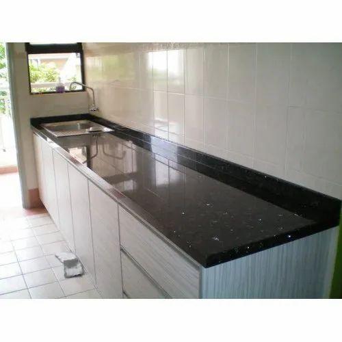 Black Stone Table Top Rs 120 Square Feet Lakshmi Food Machinery Id 11048907473