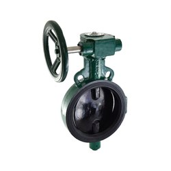 Zoloto 1078A Wafer Butterfly Valve