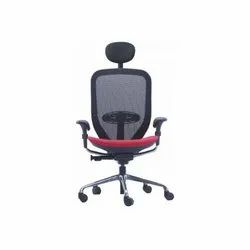 Godrej Synthetic Leather Revolving Office Chair