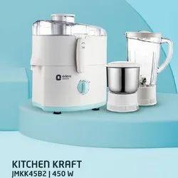 Orient Kitchen Kraft JMKK45B2 450 Watt Juicer Mixer Grinder