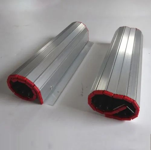 Extruded Aluminum Apron Covers