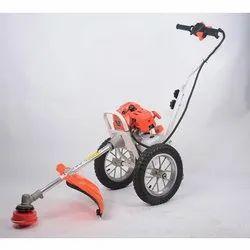 Brush Cutter Wheel Machine