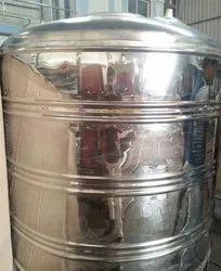 SS 316 1000 Liter Water Tank
