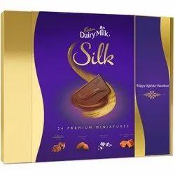 Cadbury Dairy Milk Silk Chocolate Gift Pack, 220 gm