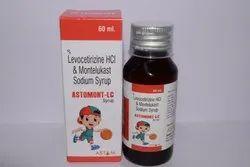 Levocitrazin & Montalukast