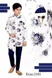 Party Wear as photo Boys Indo Western, Size: 14-32