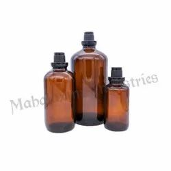 Chemical Glass Bottle Family