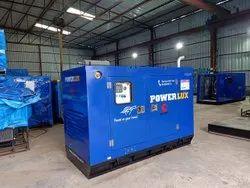 62.5 kVA Escort Powerlux Silent Diesel Generator