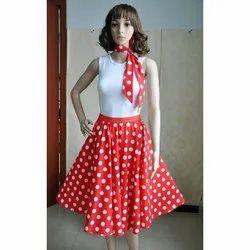 Girls Fancy Costume Dress