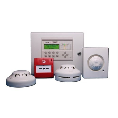 Self Abs Plastic Fire Detection Alarm System, For Commercial