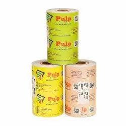 Dot Matrix Paper Rolls Width: 155 mm Dia: 70 mm Ply 2