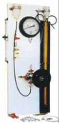 Pore Pressure System Bishop With Null Indicator