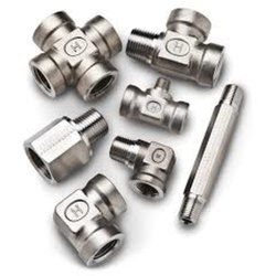 SS 17-4 PH UNS S17400 AMS 5643 DIN 1.4542 - Fittings