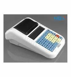 NGX Semi-Automatic Computerized Billing Machine