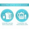 ELECTRIC KETTLE 2 LITER
