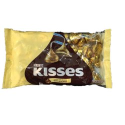 Hershey Kisses Milk Chocolate With Almond