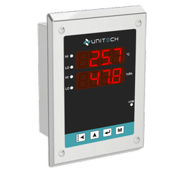 Clean Room Monitor - Temperature & Humidity