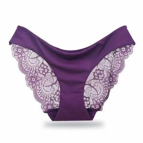 Purple Panties Gif